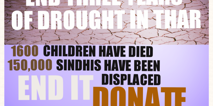 End Drought in Thar with GOFUNDME