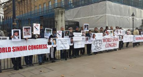 WSC Appeals the British Prime Minster to Stop Extrajudicial Killing of Sindhi Political Activists by the Pakistani Government