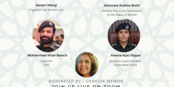"""ISWO to host """"Domestic Violence in Sindh"""" virtual event"""